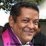 sary nindramina tamin'i Vonifanja Ramparany