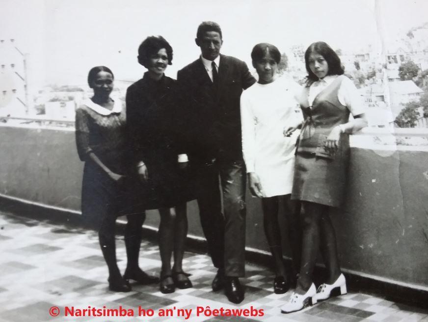 Ratsimba Georges - Pôetawebs